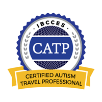 Live Life Travel Agency is a CATP Certified Autism Travel Professional