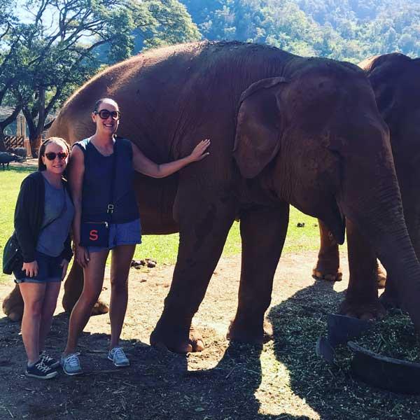 Live Life Travel client Sarah Ryan trusts LiveLifeTravel.World travel agency.