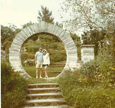 50th Anniversary trip to Bermuda planned and enhanced by Live Life Travel Saratoga Springs NY.