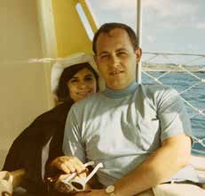 A honeymoon 50 years ago. An anniversary trip to Bermuda planned and enhanced by Live Life Travel Saratoga Springs NY.