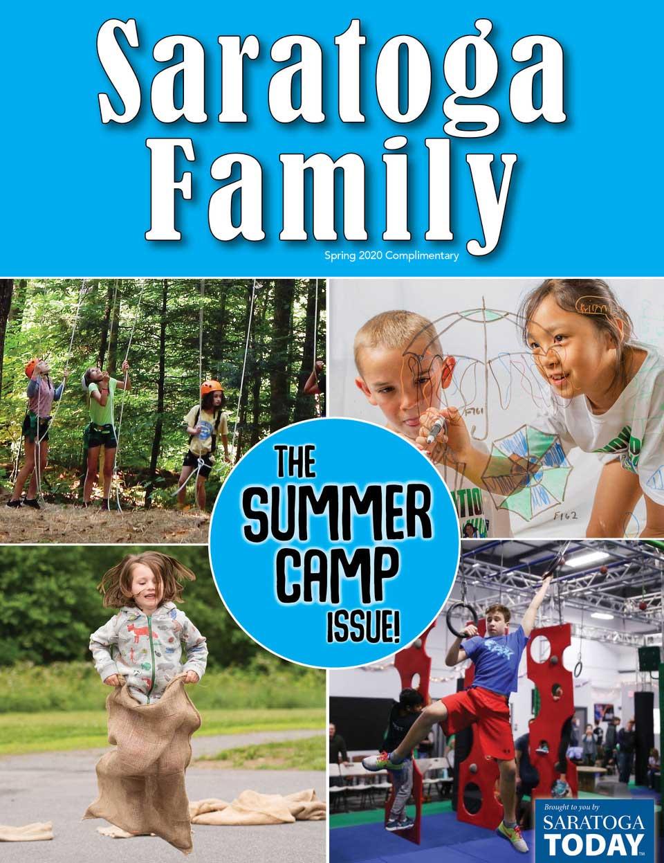 Live Life Travel in Saratoga Family Magazine Spring 2020