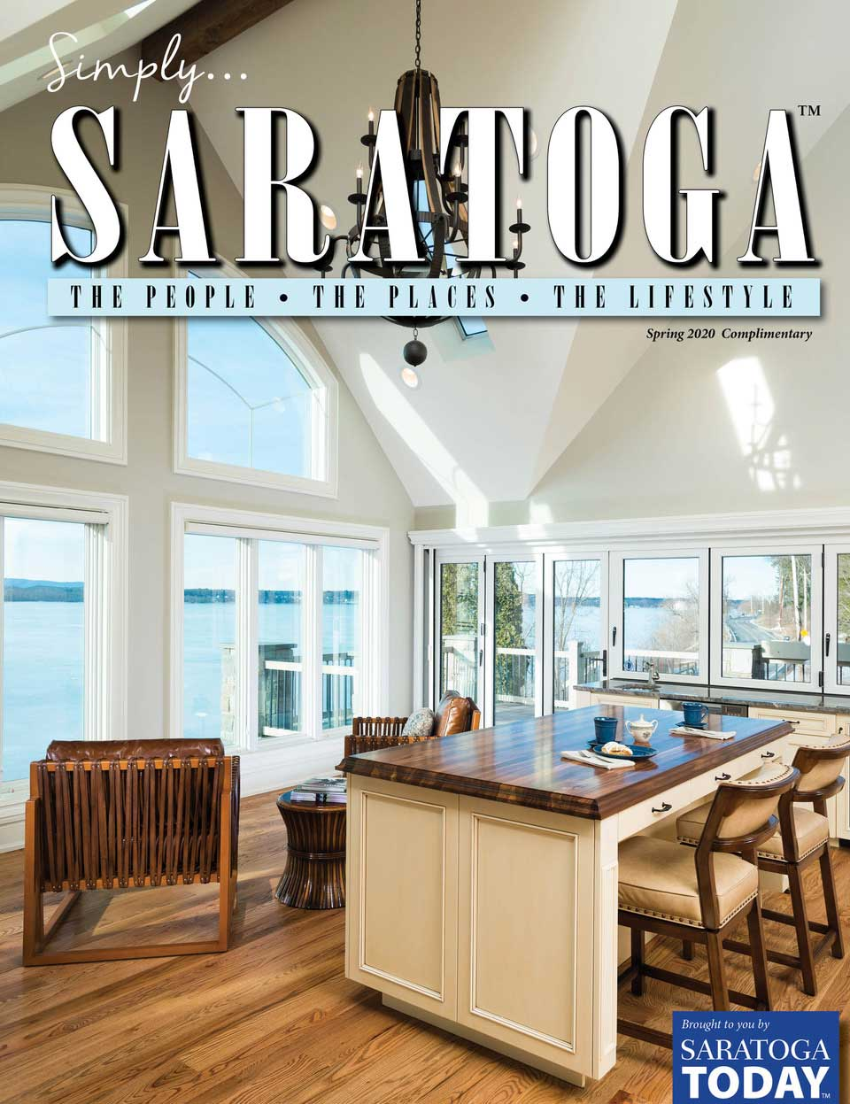 Simply Saratoga article SMART Traveler