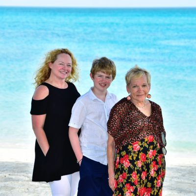 3 Generations at Beaches Turks & Caicos