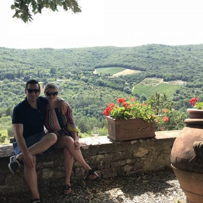 Surprise 30th Birthday trip to Italy July 2018